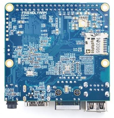 CPU ID [69] :: CPU Details: NanoPi A64 (Allwinner A64, 64-bit Quad